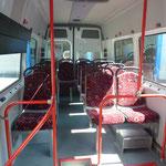 Mercedes Niederflur Sprinter Behinderten gerecht Nees Bus