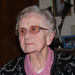Gabrielle MARTIN, 90 ans le 04 avril