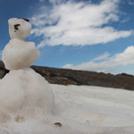 Der kleine Schneemann vom Sturmpeter
