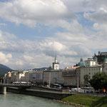 Ja Salzburg aus der Touristensicht war auch mal schön zu sehen