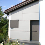 Fassadenverkleidung Schreiner