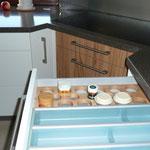 Küche Schreiner weiß modern hell