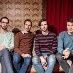 Tim Dudek, David Rynkowski, Philipp Brämswig, Florian Rynkowski