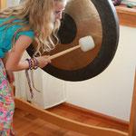 Den Gong entdecken