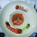 kalte Vorspeise/ Thunfisch Tartar