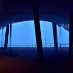 Auf der Plazaebene in der Elbphilharmonie