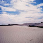 Sanddünen auf Kängaroo Island