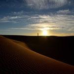 Walk to the Sundowner
