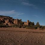 Aid Benhadou, die Unesco geschützte statt