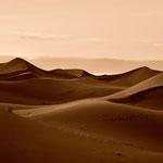 Ein Meer aus Sand