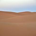Wüstenlandschaft in Pastel