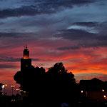 Abendlicht auf dem Gauklerpaltz, Jamma ef Naa