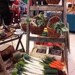 Gemüse aus Filz ? von Barbara Martin ...zum reinbeißen...hält aber ewig !