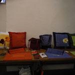 Handgewebte Wohnaccessoires von A.Maria Rathner