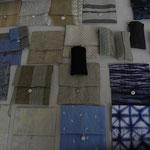 Textile Verpackungen , gestaltet von Monika Winkelbauer