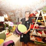Heike Adler  & ErNEU art, Sitzpölster mit Dinkel gefüllt und andere Wohnaccessoires