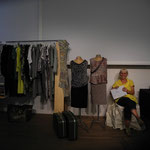 Kleidung  der Modedesignerin  Barbara Bodingbauer ais Linz