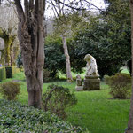 Jardin de l'abbaye de Langonnet