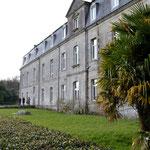 Abbaye de Langonnet - entrée du musée africain