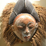Pièce du musée africain de l'abbaye de Langonnet