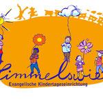 """Logo für die evangelische Kindertageseinrichtung """"Himmelswiese"""""""