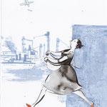 Ein ehemaliger Matrose fliegt