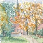 Kirche  in Fellahn