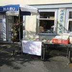 NABU-Eck beim Stadtfest September 2011