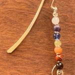 Chakra Stone Bookmark photo 7   $25