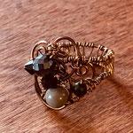 Ring photo 1 Hematite  $35