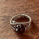Ring Photo 7 Hematite $30