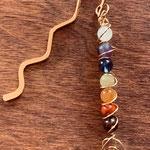 Chakra Stone Bookmark photo 2   $25