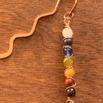 Chakra Stone Bookmark photo 3   $25