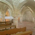 Crypt, Santa Maria della Rocca
