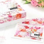 Rosen Verpackung Blütenzauber
