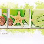 Layout mit Artisan Textures von Stampin´ Up!