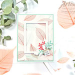 Herbstkarte Stampin Up