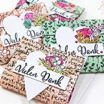 Goodies mit Stampin´ Up! Designerpapier Geteilte Leidenschaft