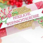 Elegante Weihnachten Verpackung mit EPB