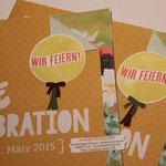 Wir feiern vom 6.1.-31.3.2015 SALE-A-Bration!