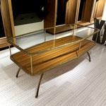COMME CA DU MODE 東京展示会 テーブル什器 2007