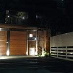 某邸 ゲート 2012