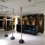 COMME CA DU MODE 東京展示会 HG什器 2007
