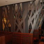 Dining Restaurant LUXIOUS なんばパークス パーティション 2007