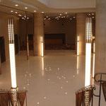 宝ヶ池プリンスホテル 照明柱 2006