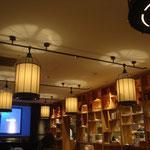 China Cafe 柳華 京都 ペンダント照明 2011