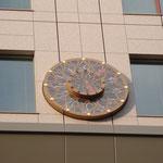 汐留 時計 2011