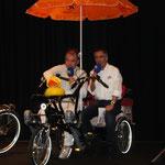 Fun2Go mit Moderator und Reha-Spezialist Ulrich Trojer