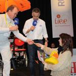 Gewinnerin Verlosung Medical Mobility