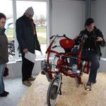 Das Dreirad Zentrum Bad-Zwischenahn hat seine Türen geöffnet